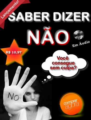 SaberDizerNaoComprar